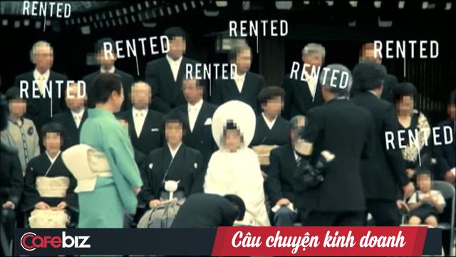 """Dịch vụ """"thuê gia đình"""" tại Nhật Bản: Thuê vợ đẹp để khoe đồng nghiệp, thuê chồng tốt để họp phụ huynh, và thuê cả cha mẹ để dự đám cưới … - Ảnh 3."""