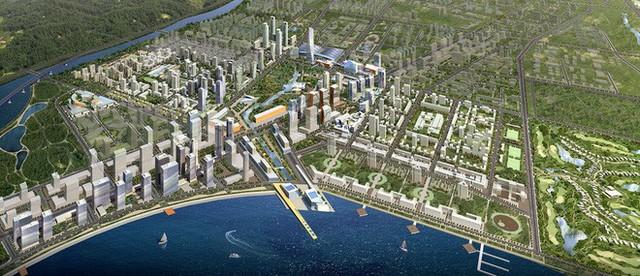 Ở Hàn Quốc, người ta đang xây dựng một thành phố hiện đại, loại bỏ hoàn toàn nhu cầu sử dụng ô tô - Ảnh 1.