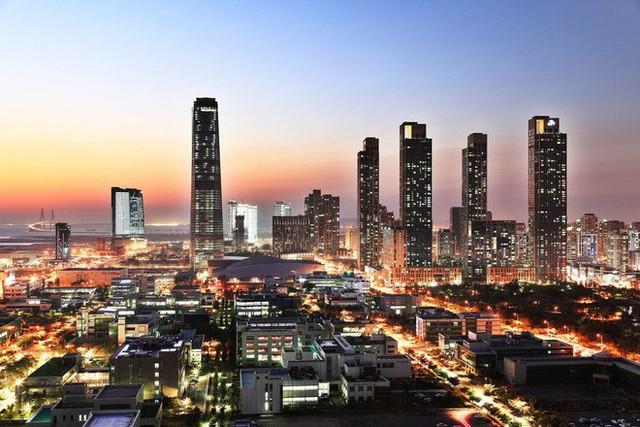 Ở Hàn Quốc, người ta đang xây dựng một thành phố hiện đại, loại bỏ hoàn toàn nhu cầu sử dụng ô tô - Ảnh 16.