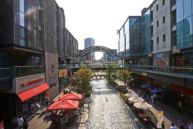 Ở Hàn Quốc, người ta đang xây dựng một thành phố hiện đại, loại bỏ hoàn toàn nhu cầu sử dụng ô tô - Ảnh 4.