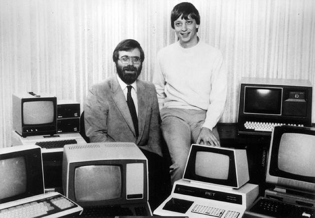 Paul Allen – Vị phù thủy đứng sau sự thành công của Microsoft - Ảnh 1.
