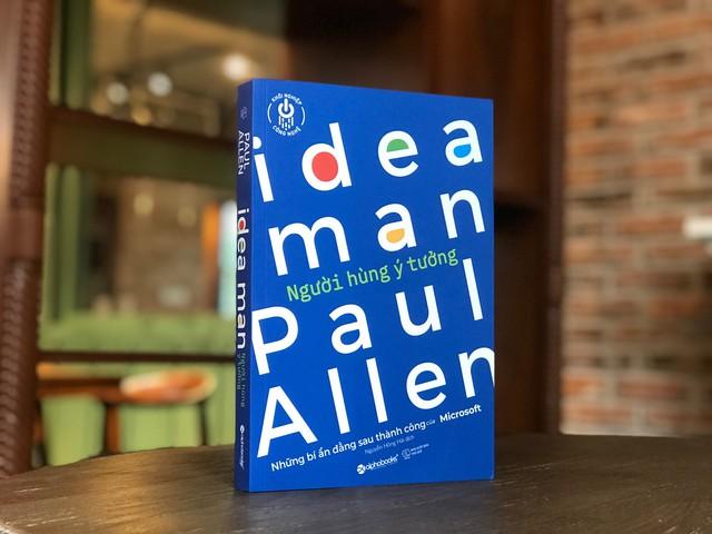 Paul Allen – Vị phù thủy đứng sau sự thành công của Microsoft - Ảnh 2.