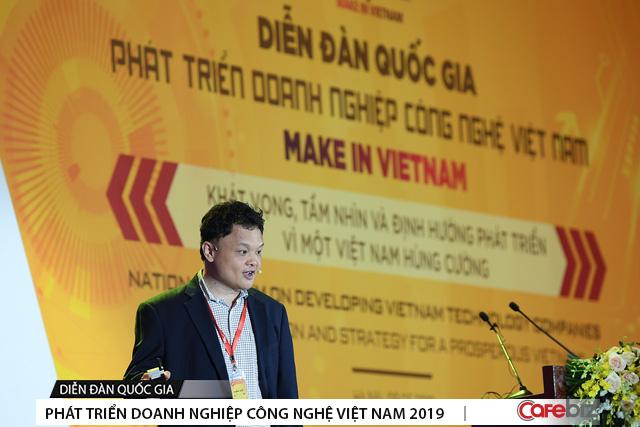 TGĐ VCCorp Nguyễn Thế Tân hiến kế xây dựng chính sách phát triển các doanh nghiệp sáng tạo công nghệ, phá bỏ các rào cản của lối tư duy cũ - Ảnh 1.