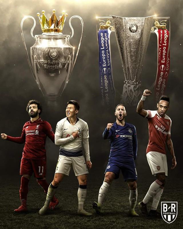 Sự kiện kỳ lạ lần đầu tiên xuất hiện trong lịch sử bóng đá châu Âu - Ảnh 1.