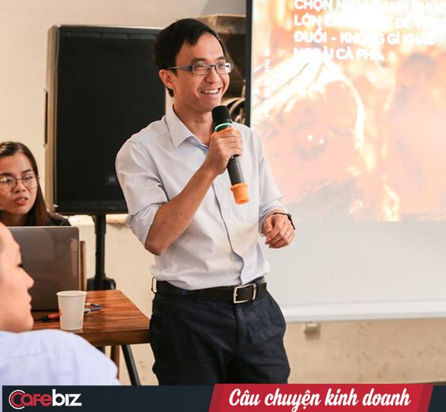 Cánh én The Coffee House và nỗ lực làm nên mùa xuân thay đổi định kiến cà phê Việt là sản phẩm chất lượng thấp, giá rẻ - Ảnh 1.
