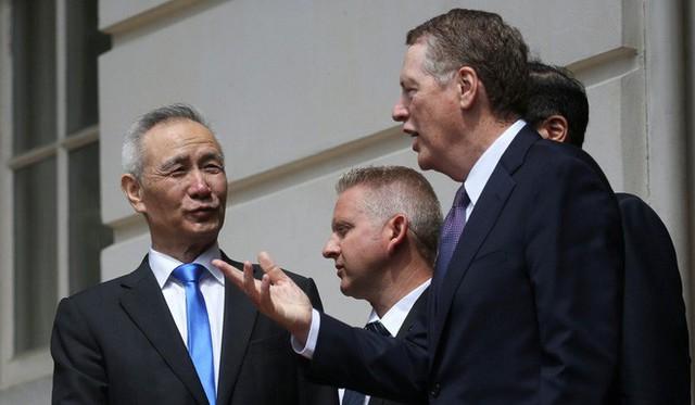 Đàm phán Mỹ-Trung kết thúc sớm bất ngờ: Không đạt thỏa thuận, đoàn TQ gấp rút về nước ngay - Ảnh 1.
