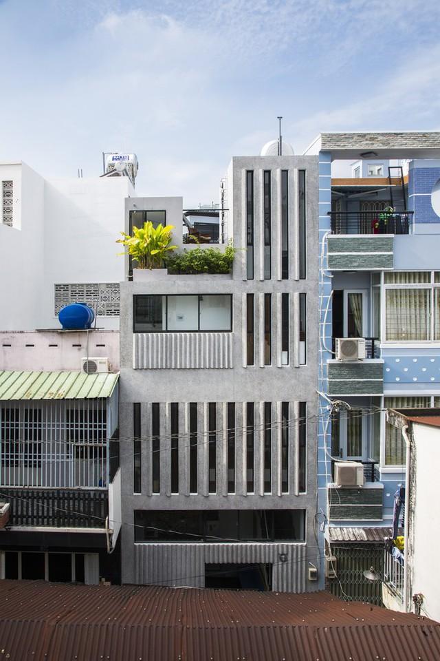 [Ảnh] Bên trong ngôi nhà 18 m2 tuyệt đẹp ở TP HCM - Ảnh 1.