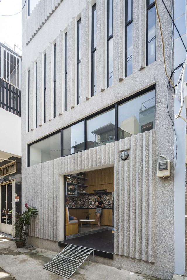 [Ảnh] Bên trong ngôi nhà 18 m2 tuyệt đẹp ở TP HCM - Ảnh 2.