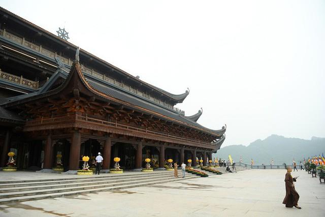 Hội trường sức chứa 3.000 người chùa Tam Chúc sẵn sàng cho giờ khai mạc Vesak - Ảnh 11.