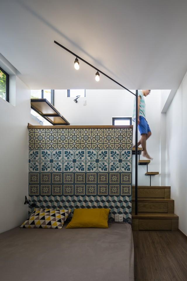 [Ảnh] Bên trong ngôi nhà 18 m2 tuyệt đẹp ở TP HCM - Ảnh 11.