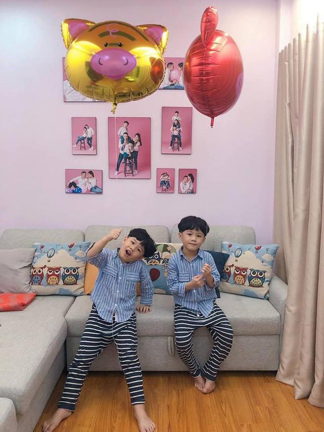 Bất ngờ với nhà của các MC nổi tiếng VTV Long Vũ, Hoa Thanh Tùng, Nguyễn Hoàng Linh - Ảnh 11.