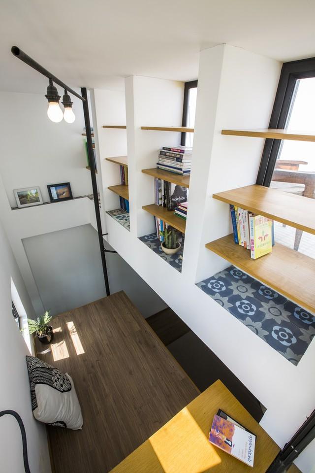[Ảnh] Bên trong ngôi nhà 18 m2 tuyệt đẹp ở TP HCM - Ảnh 13.