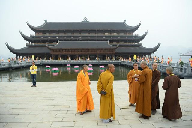 Hội trường sức chứa 3.000 người chùa Tam Chúc sẵn sàng cho giờ khai mạc Vesak - Ảnh 14.