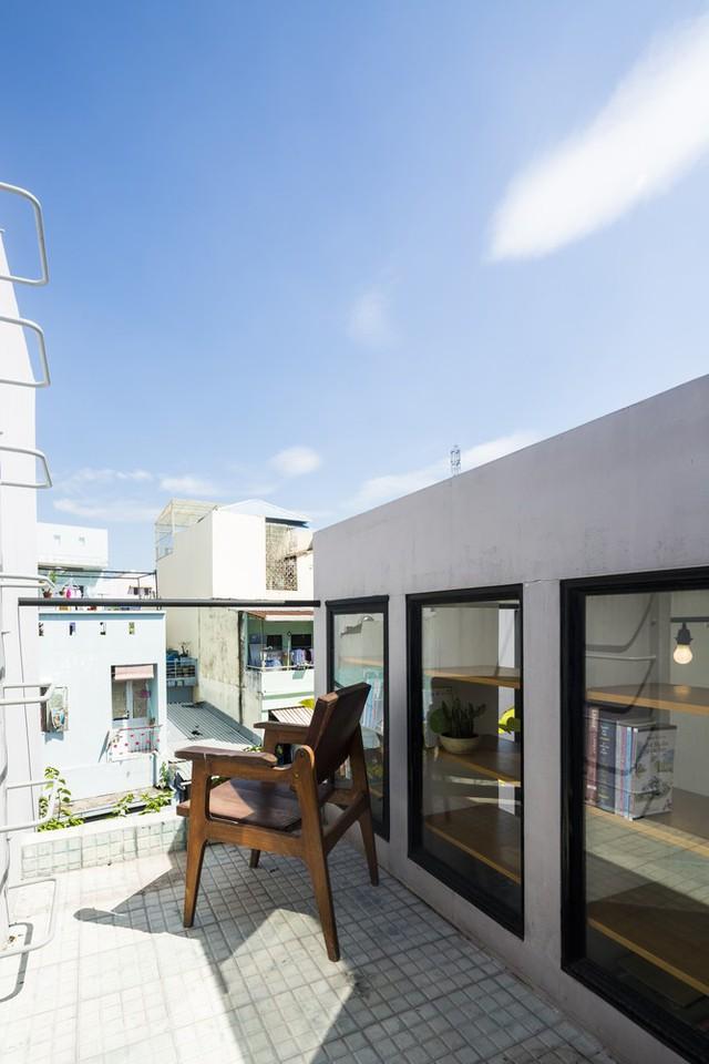 [Ảnh] Bên trong ngôi nhà 18 m2 tuyệt đẹp ở TP HCM - Ảnh 14.