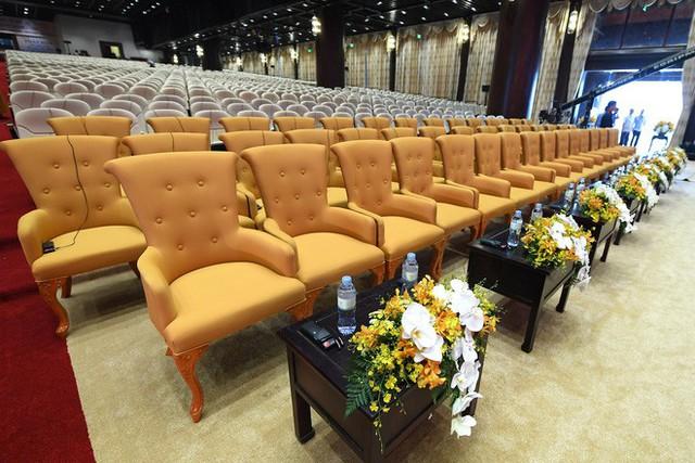 Hội trường sức chứa 3.000 người chùa Tam Chúc sẵn sàng cho giờ khai mạc Vesak - Ảnh 5.