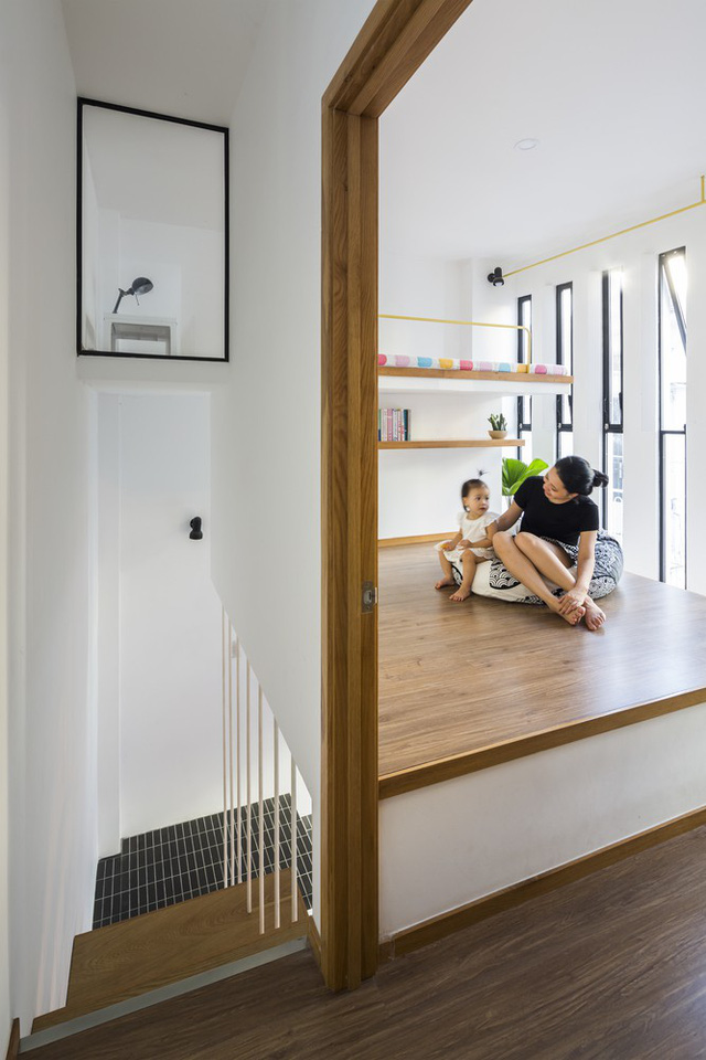 [Ảnh] Bên trong ngôi nhà 18 m2 tuyệt đẹp ở TP HCM - Ảnh 6.