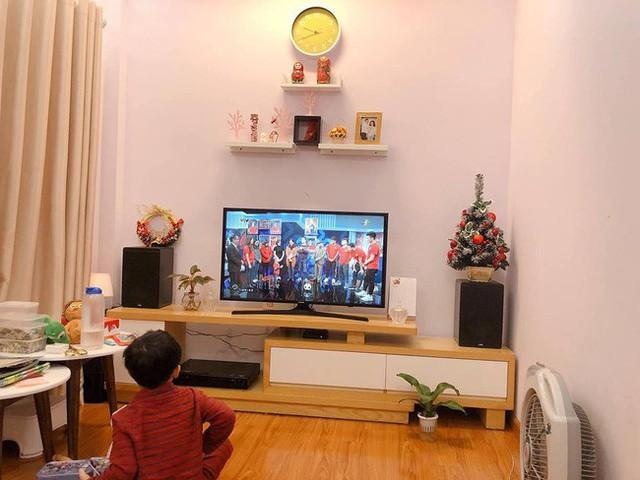 Bất ngờ với nhà của các MC nổi tiếng VTV Long Vũ, Hoa Thanh Tùng, Nguyễn Hoàng Linh - Ảnh 9.