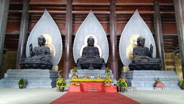 Chùa Tam Chúc, nơi đang diễn ra Đại lễ Phật đản 2019 lớn thế nào? - Ảnh 5.