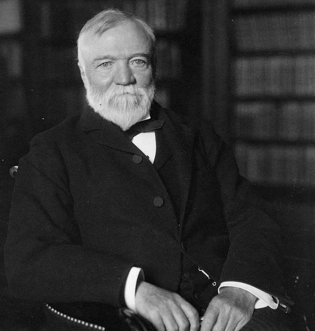 Tại sao Andrew Carnegie khắc trên bia mộ của mình: 'Người chết đi mà vẫn giàu, là chết nhục' - Ảnh 1.