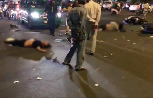 Vì sao chưa đưa ra xét xử vụ nữ doanh nhân uống rượu bia gây tai nạn liên hoàn khiến 6 người thương vong ở Sài Gòn? - Ảnh 1.
