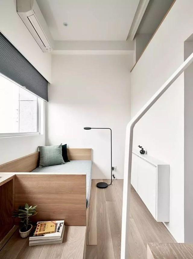 Căn hộ của cô gái độc thân chỉ 17.6m² mà ngỡ như 76m² với cách thiết kế thông minh - Ảnh 14.