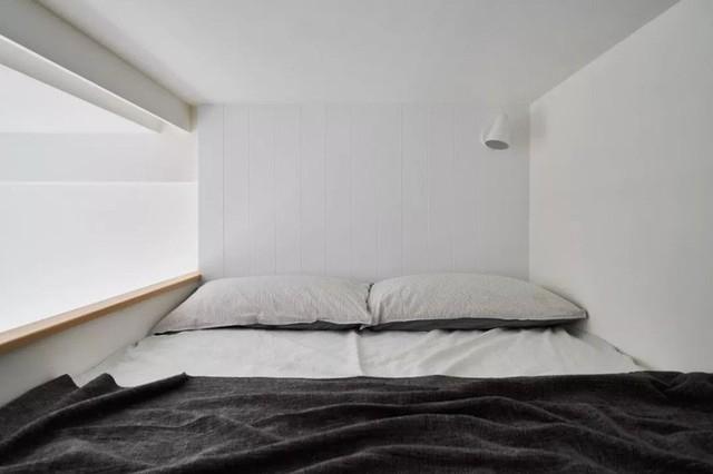 Căn hộ của cô gái độc thân chỉ 17.6m² mà ngỡ như 76m² với cách thiết kế thông minh - Ảnh 16.