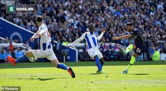 Pep Guardiola sợ đến thót tim, Man City vượt qua Liverpool đăng quang đầy kịch tính - Ảnh 3.