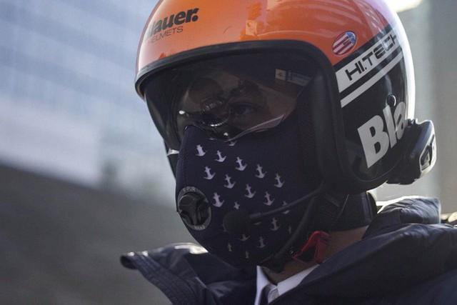 Startup Pháp mang khẩu trang chống ô nhiễm cao cấp đến châu Á, giá 5 triệu VNĐ/chiếc - Ảnh 3.
