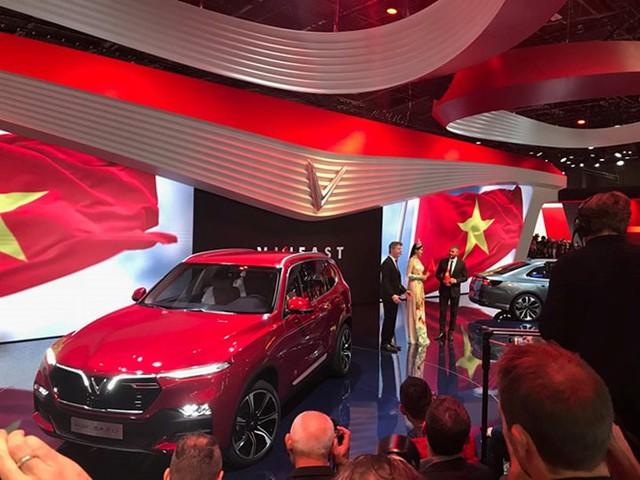 Hành trình thần tốc của VinFast: Ra mắt hàng loạt mẫu xe trong chưa đầy 2 năm, sắp chính thức khánh thành nhà máy sản xuất ô tô - Ảnh 3.