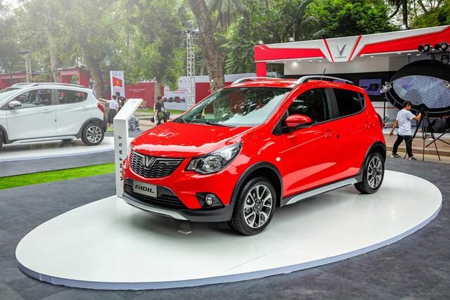 Hành trình thần tốc của VinFast: Ra mắt hàng loạt mẫu xe trong chưa đầy 2 năm, sắp chính thức khánh thành nhà máy sản xuất ô tô - Ảnh 5.