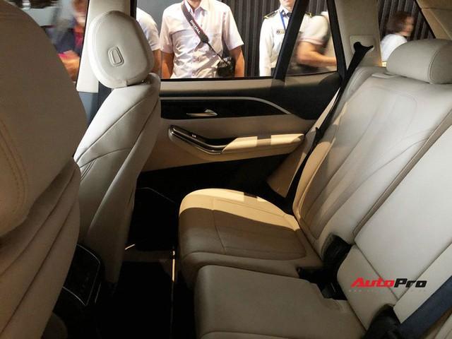 Khám phá chi tiết Lux V8 tại Hải Phòng - SUV mạnh nhất của VinFast không phải ai cũng mua được - Ảnh 11.