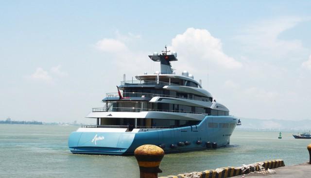 Ông chủ đội bóng Tottenham Hostpur muốn xây dựng một bến du thuyền hiện đại ở Đà Nẵng - Ảnh 2.