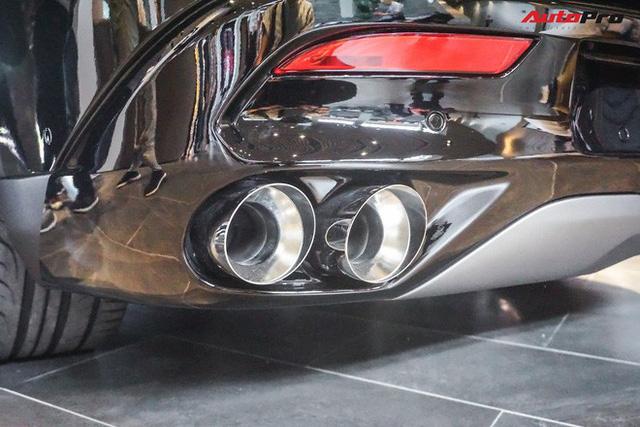 Khám phá chi tiết Lux V8 tại Hải Phòng - SUV mạnh nhất của VinFast không phải ai cũng mua được - Ảnh 6.