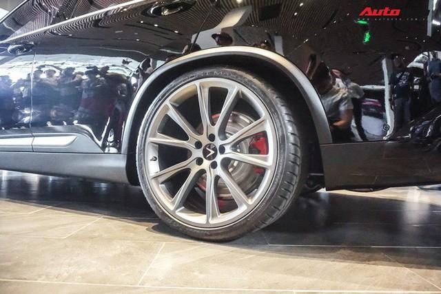 Khám phá chi tiết Lux V8 tại Hải Phòng - SUV mạnh nhất của VinFast không phải ai cũng mua được - Ảnh 8.