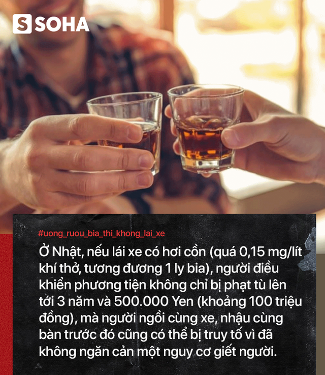 Bác sĩ Việt tại Nhật: Uống rượu đỏ mặt - nguy cơ ung thư cao nhưng ít ai biết để bỏ nhậu - Ảnh 1.