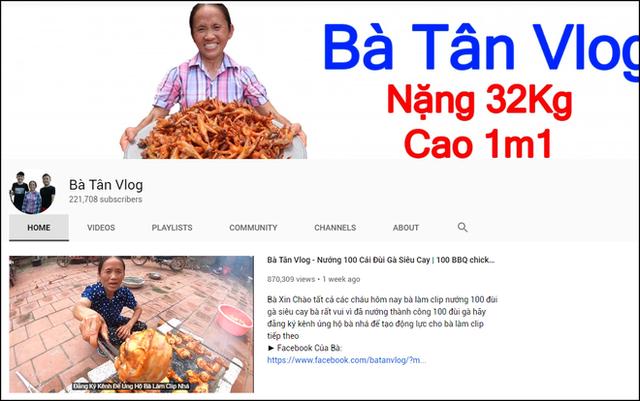 Nông dân làm YouTube: Lại thêm cụ bà đạt 200.000 sub chỉ sau 1 tuần, hóa ra là nhờ một lý do dễ đoán - Ảnh 1.