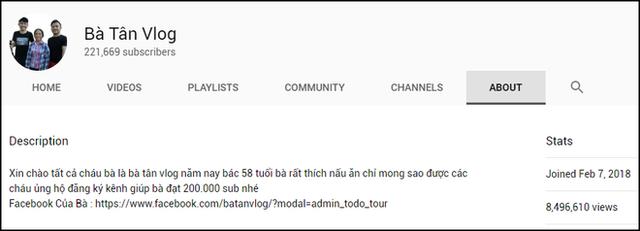 Nông dân làm YouTube: Lại thêm cụ bà đạt 200.000 sub chỉ sau 1 tuần, hóa ra là nhờ một lý do dễ đoán - Ảnh 3.