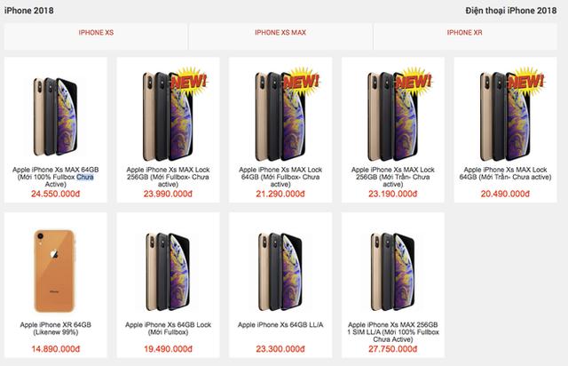Sau vụ Nhật Cường, cửa hàng điện thoại tại Việt Nam nháo nhác gỡ hàng xách tay khỏi website - Ảnh 4.