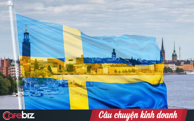 Thụy Điển: Quốc gia chán tiền mặt, yêu nộp thuế và thích sống tự kỷ - Ảnh 1.