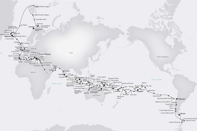 Tour du lịch chỉ dành cho những ai nhiều tiền: Đi khắp 6 lục địa, qua đêm tại phòng VIP trị giá hơn 9 tỷ đồng - Ảnh 2.