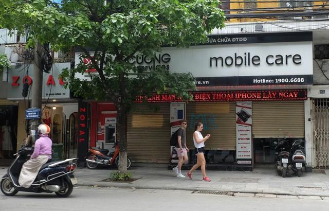 Vì sao 1 cửa hàng Nhật Cường Mobile hoạt động dù ông chủ bị bắt, toàn hệ thống tê liệt? - Ảnh 1.