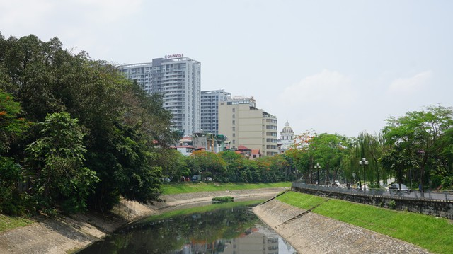 Khởi động dự án làm sạch sông Tô Lịch bằng công nghệ Nhật Bản - Ảnh 2.