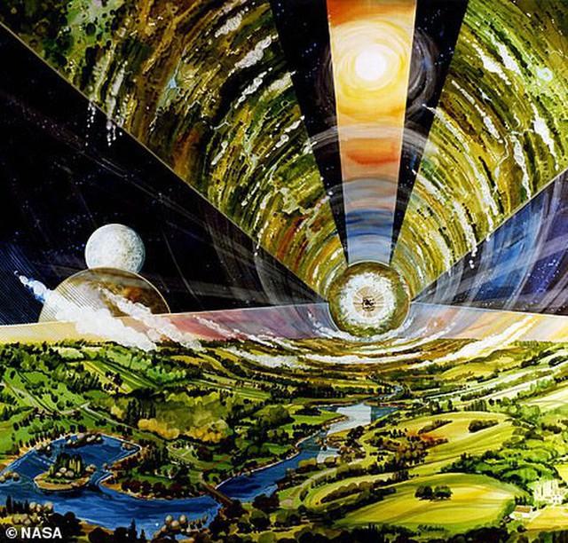 Ông chủ Amazon công bố kế hoạch bí mật xây căn cứ vũ trụ cho cả nghìn tỉ người: Tuyệt đẹp, ai cũng sẽ muốn ở - Ảnh 5.