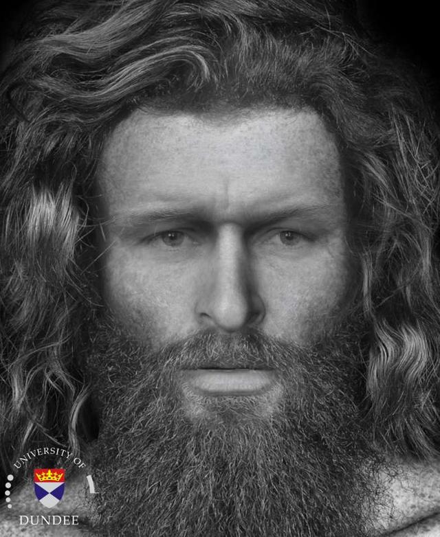 Tái tạo thành công gương mặt nạn nhân của một vụ giết người man rợ từ bộ xương 1400 năm tuổi - Ảnh 2.