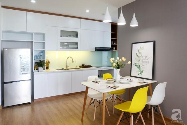 Căn hộ 78m² với 3 phòng ngủ có chi phí thi công 262 triệu đồng ở Long Biên, Hà Nội - Ảnh 13.