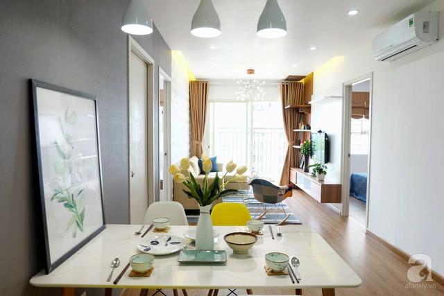 Căn hộ 78m² với 3 phòng ngủ có chi phí thi công 262 triệu đồng ở Long Biên, Hà Nội - Ảnh 14.