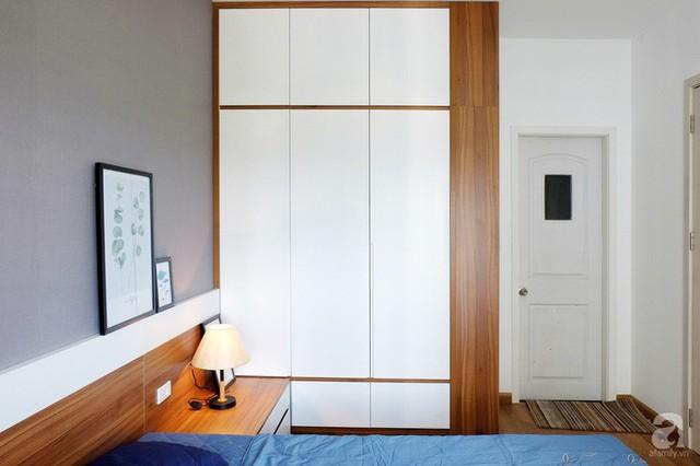 Căn hộ 78m² với 3 phòng ngủ có chi phí thi công 262 triệu đồng ở Long Biên, Hà Nội - Ảnh 18.