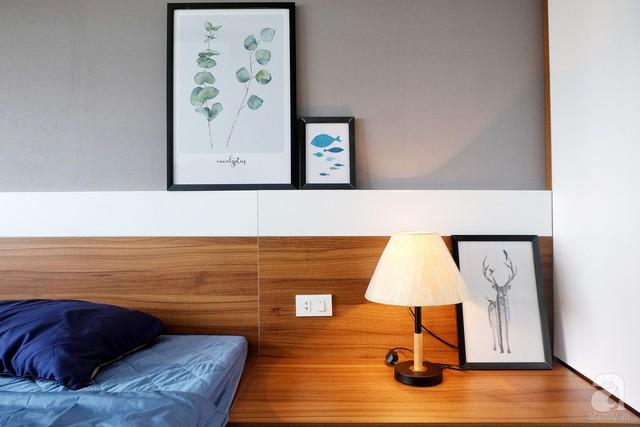 Căn hộ 78m² với 3 phòng ngủ có chi phí thi công 262 triệu đồng ở Long Biên, Hà Nội - Ảnh 20.