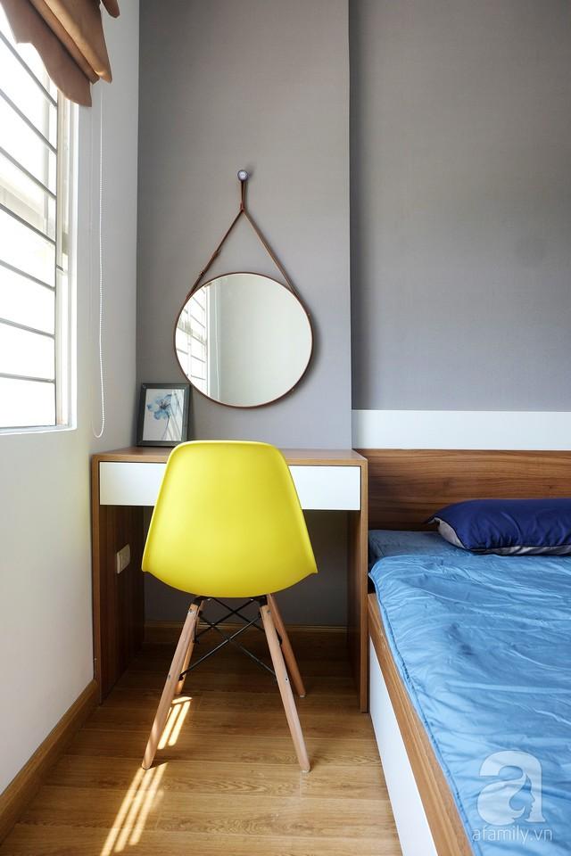 Căn hộ 78m² với 3 phòng ngủ có chi phí thi công 262 triệu đồng ở Long Biên, Hà Nội - Ảnh 21.