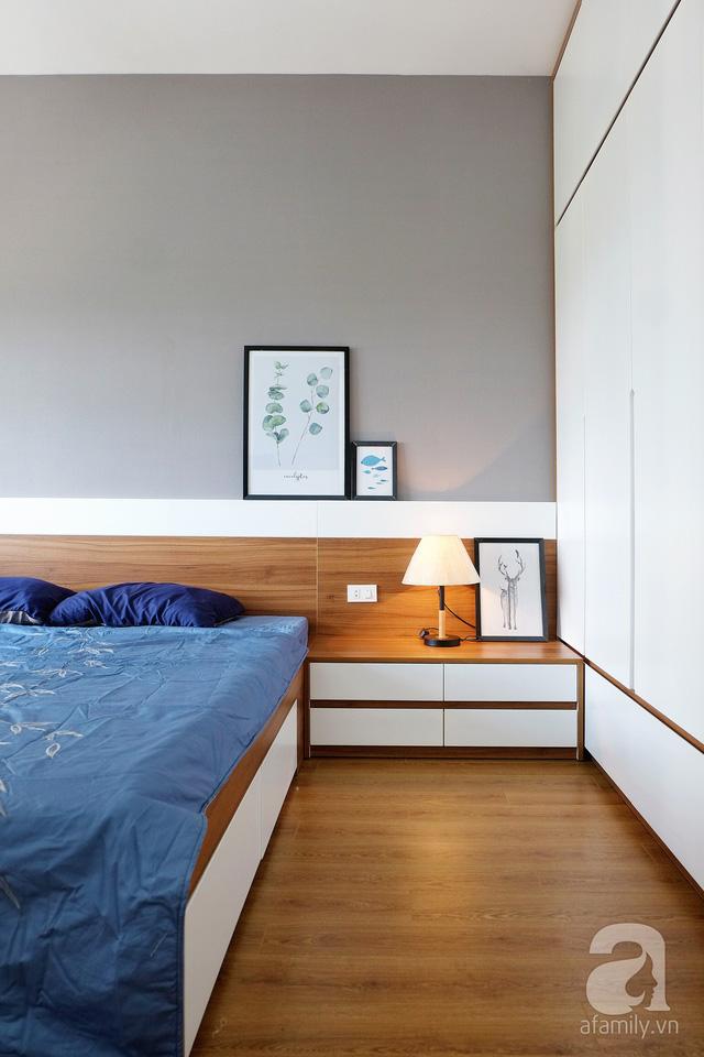 Căn hộ 78m² với 3 phòng ngủ có chi phí thi công 262 triệu đồng ở Long Biên, Hà Nội - Ảnh 22.